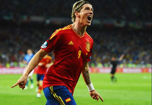 Torres wants to emulate Drogba at Chelsea