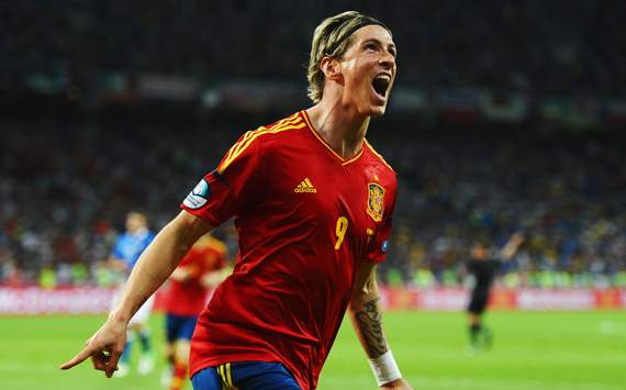 Fernando Torres revels in Euro 2012 crown after 'complicated' season