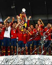 Euro 2012 Champion: Spain