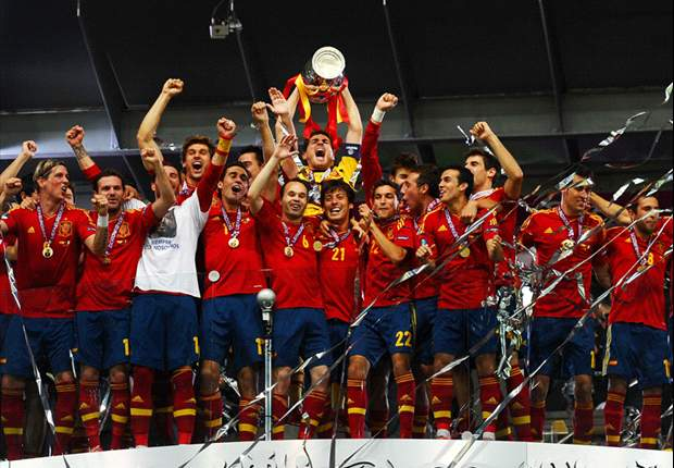 Viva Espana - Have you ever seen anything like that?