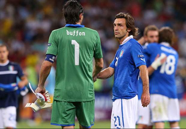 Juventus duo Pirlo &amp; Buffon left out of Trofeo Luigi Berlusconi squad