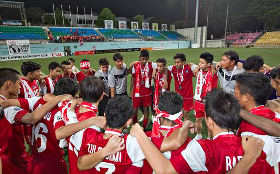 Irfan Ahmad to represent Singapore side