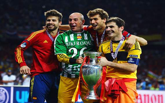 Euro 2012, Esp - Casillas : &quot;Nous avons le talent&quot;