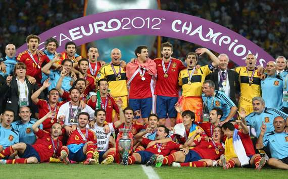 The final frontier: Spain will need to make history again if they are to win the World Cup in South America