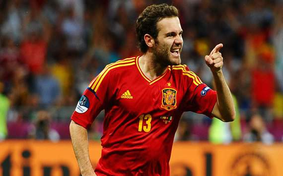 Mata strikes for Spain in New York