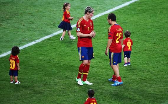 Santi Cazorla,Fernando Torres