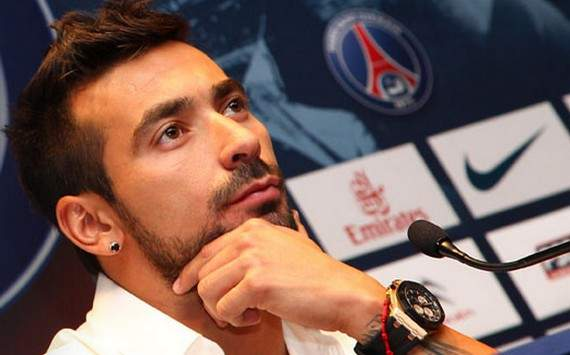 Lavezzi in visita da Giannino apre ad un futuro rossonero