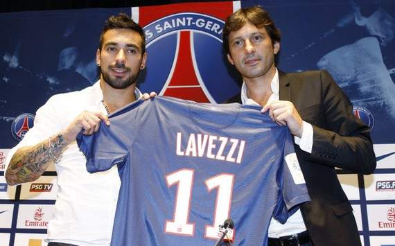 Pastore praises Lavezzi impact: He is an extraordinary person