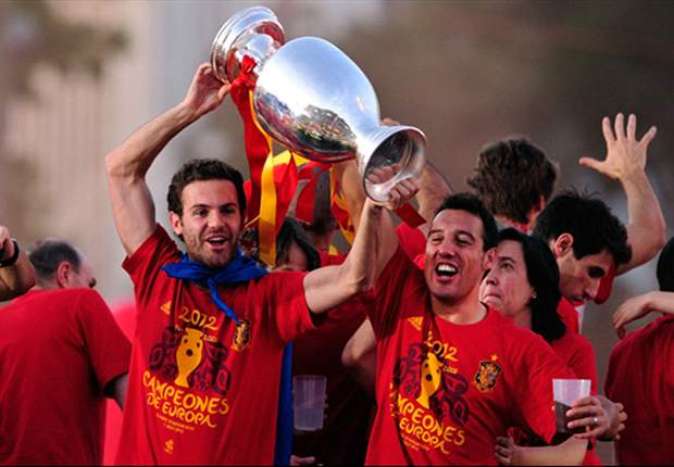 Mata: Spain want to win Olympic gold to prove we are the best football nation in the world