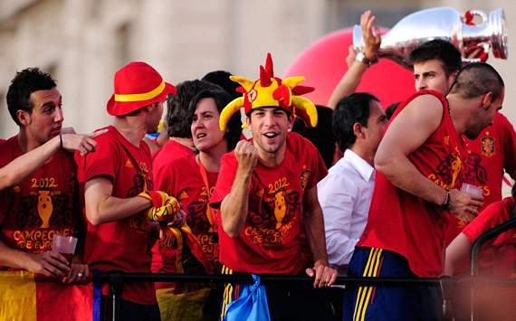 Jordi Alba - Spain