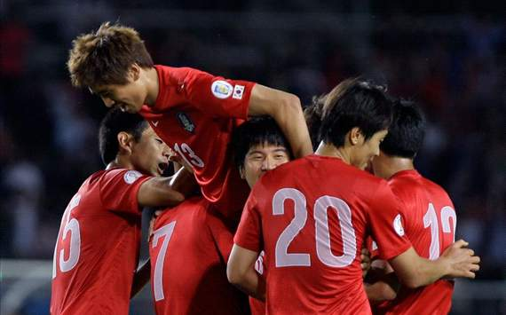 South Korea v Lebanon