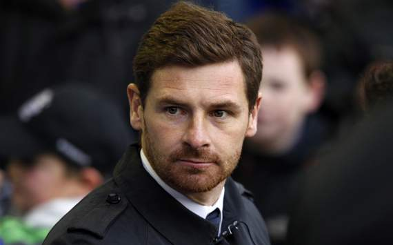 Villas-Boas reiterates desire to sign new striker for Tottenham