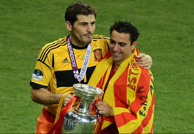 Casillas hints at Spain retirement after 2014 World Cup