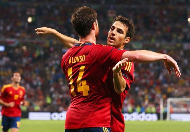 Euro 2012 champions Cesc Fabregas and Xabi Alonso to visit Indonesia for promotional events