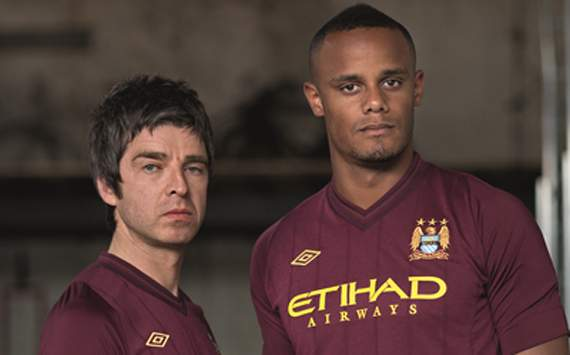 Manchester City Launch New Kit
