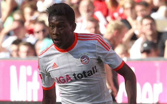 "ALL, Bayern - Alaba: ""Se concentrer sur le futur"""