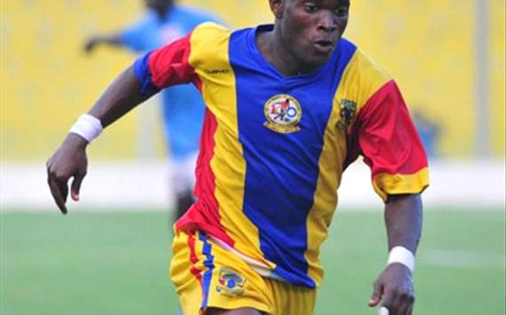 Otoo won't join Kotoko, says Hearts board