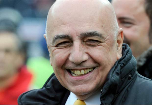 Galliani: Recent results have proven that AC Milan still have a good squad