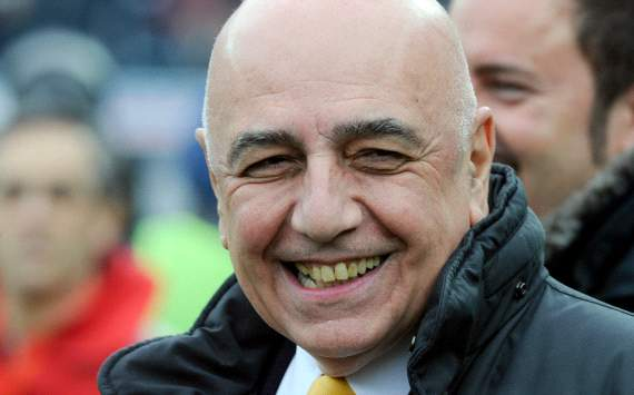 Galliani pours cold water on Kaka, Palombo and Carroll transfer speculation