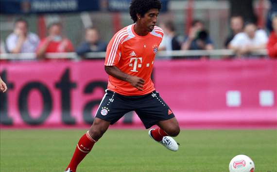 Dante eager to fight for starting place at Bayern Munich