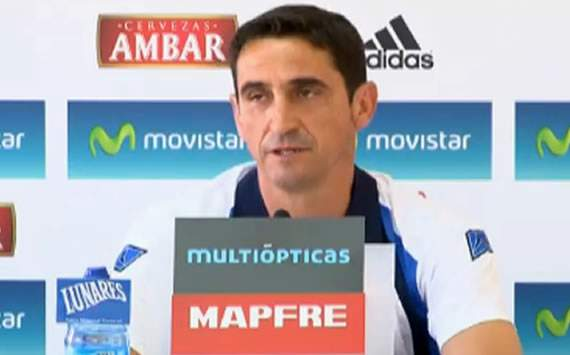 Manolo Jimnez: Hoy ganaba quien tena a Messi en el equipo