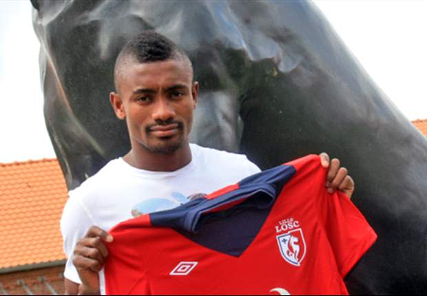 'He is full of talent' - New Lille signing Kalou impresses Garcia