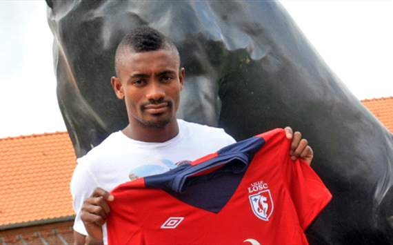 Official: Lille confirm Kalou deal