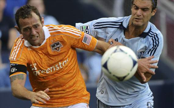 Brad Davis, Graham Zusi, Houston Dynamo, Sporting Kansas City, MLS