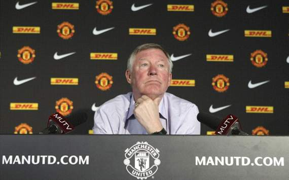 Premier League - Ferguson : &quot;Rcuprer le titre&quot;