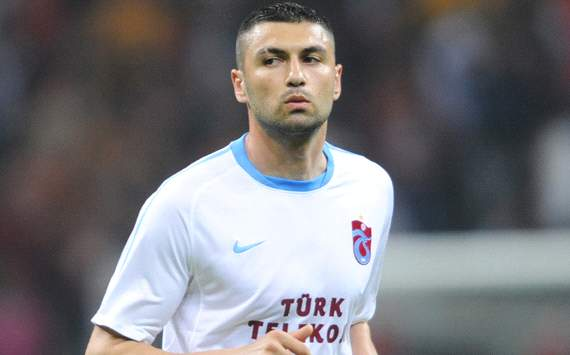 Burak Yilmaz on the verge of Galatasaray move