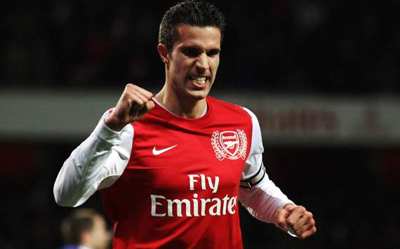 Man Utd agree fee with Arsenal for Van Persie