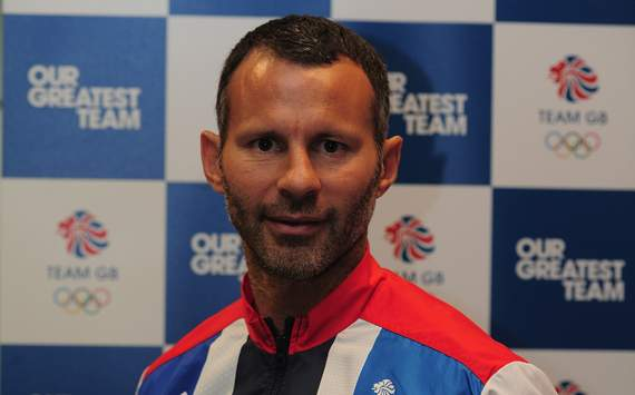 Giggs: I couldn't turn down Olympics chance