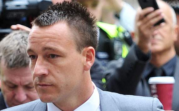 Terry treated miserably by courts and FA, blasts Eriksson