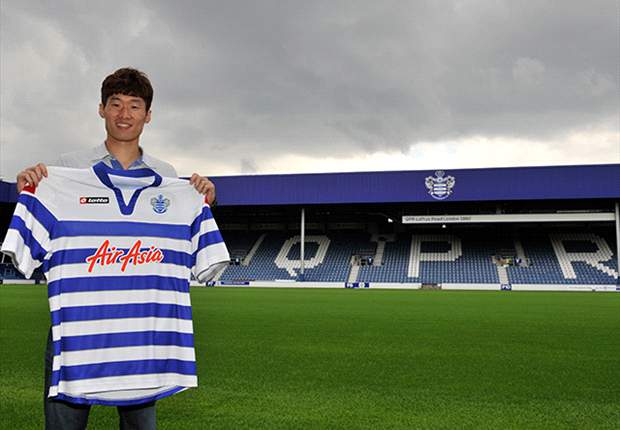 QPR are big in South Korea now - Park Ji-Sung