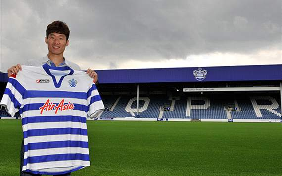 QPR sign Park Ji-Sung from Manchester United