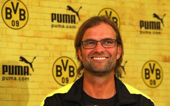 Jurgen Klopp pleased with strong Dortmund performance