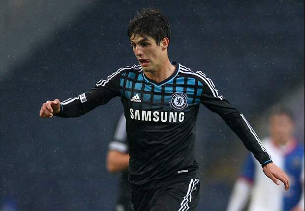 Malaga confirm loan signing of Chelsea starlet Lucas Piazon