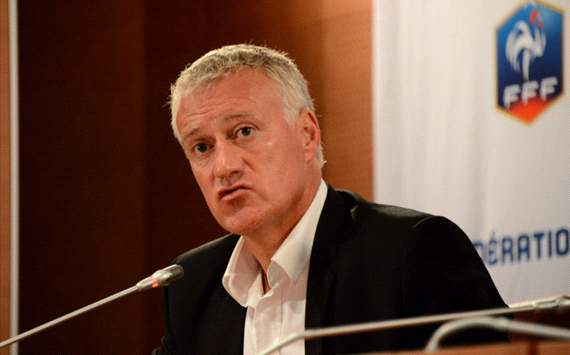 Deschamps warns France stars to behave
