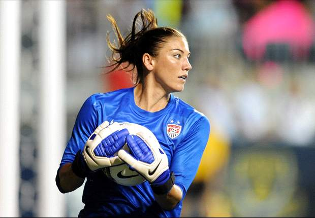 Hope Solo given public warning for testing positive for a prohibited substance