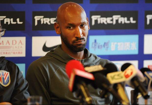 Anelka: A man without enemies is a coward