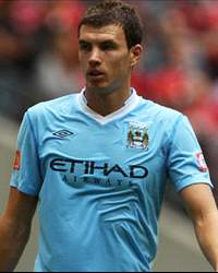 Edin Dzeko - Manchester City