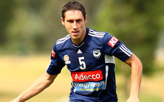EXCLUSIVE: Grass greener on familiar turf for new Melbourne Victory man Mark Milligan