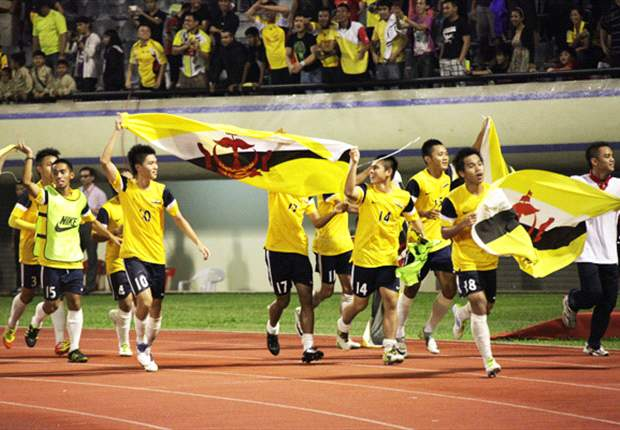 Brunei ready for the first international appearance in AFF Cup qualifiers after four-year Fifa's suspension