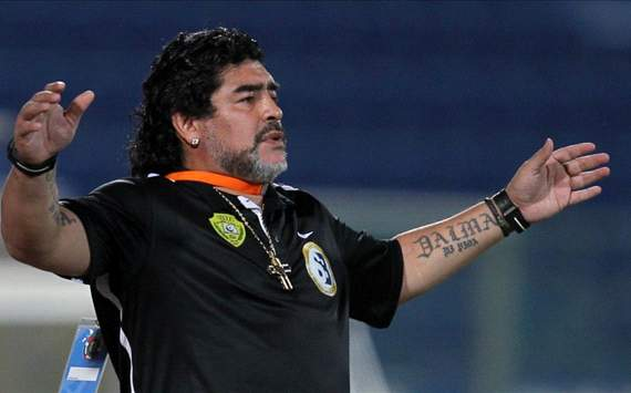 Maradona to be honoured with 25kg cake in India