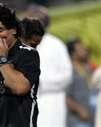 Diego Maradona - Al Wasl