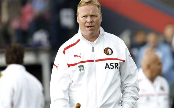 Ronald Koeman: Berikan Ballon d'Or Kepada Cristiano Ronaldo, Bukan Lionel Messi