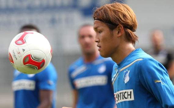 Usami targets starting berth at Hoffenheim