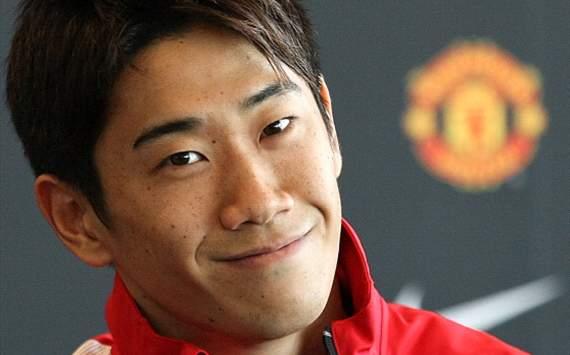 Shinji Kagawa - Manchester United, Summer 2012