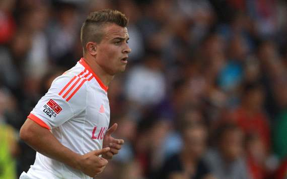 Shaqiri sets sights on starting role for Bayern Munich
