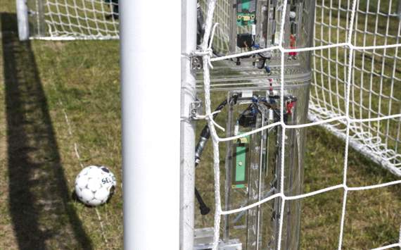 GoalRef Technology system